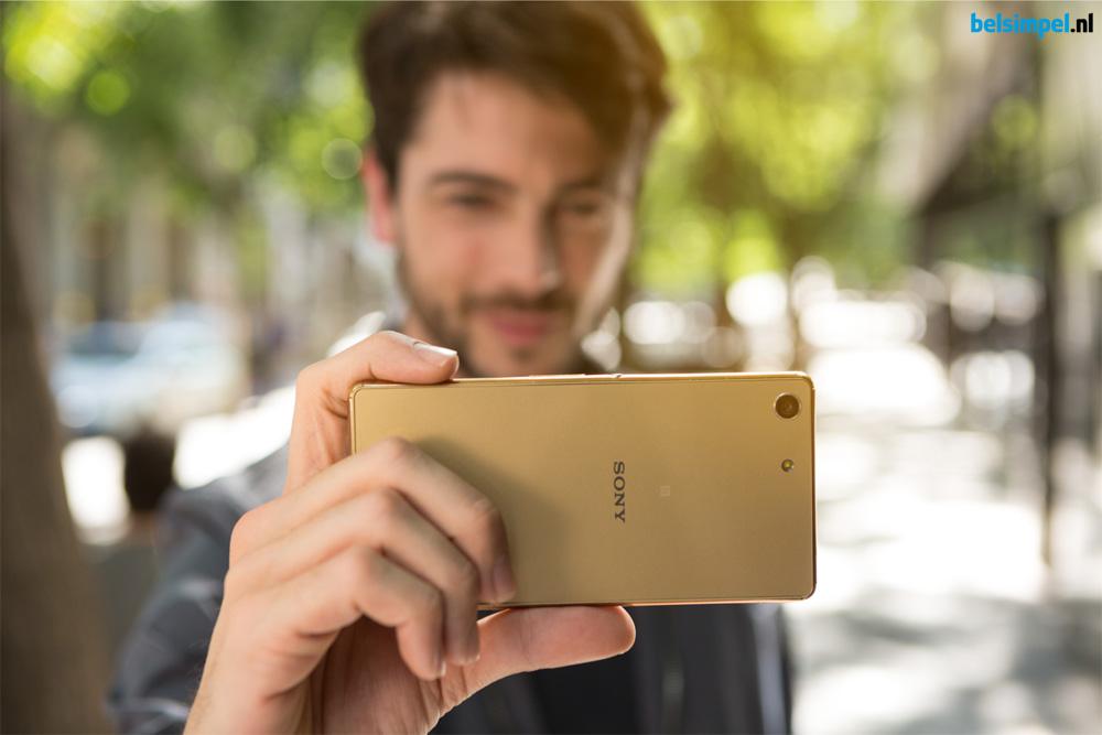 Sony lanceert nieuwe Sony Xperia M5 in Nederland