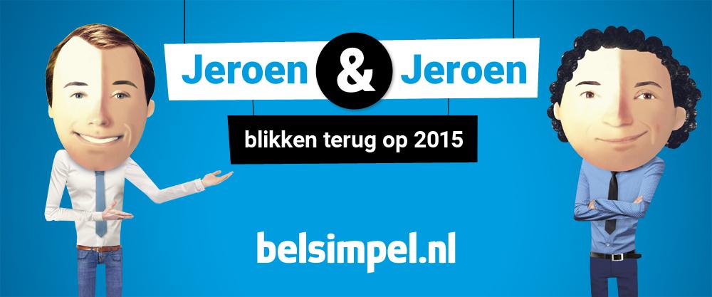 Belsimpel.nl kijkt terug op 2015!