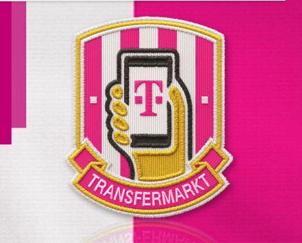 De Transfermarkt van T-Mobile