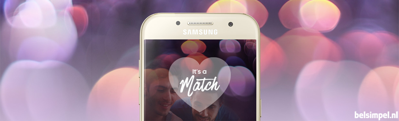 Een heel mobiele Valentijnsdag