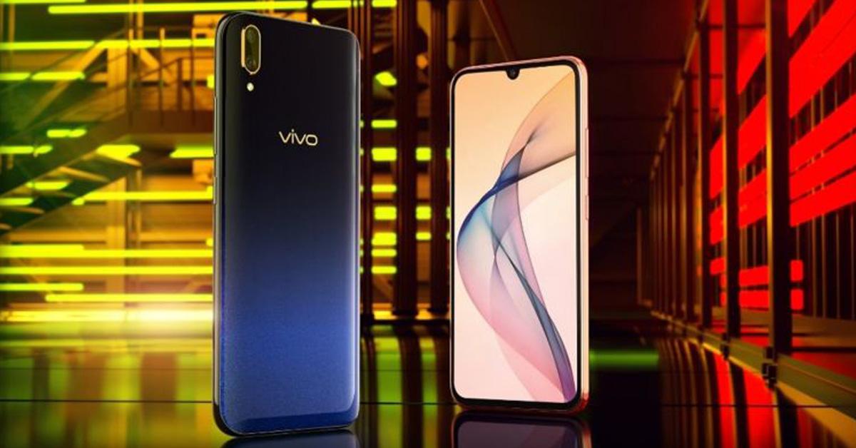 Vivo presenteert nieuwe V11 met vingerafdrukscanner achter het display