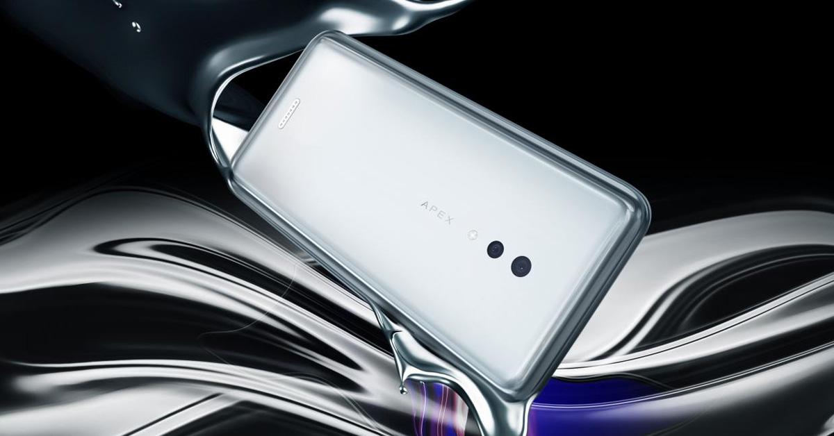 Vivo en Meizu laten smartphones zonder knoppen en poorten zien