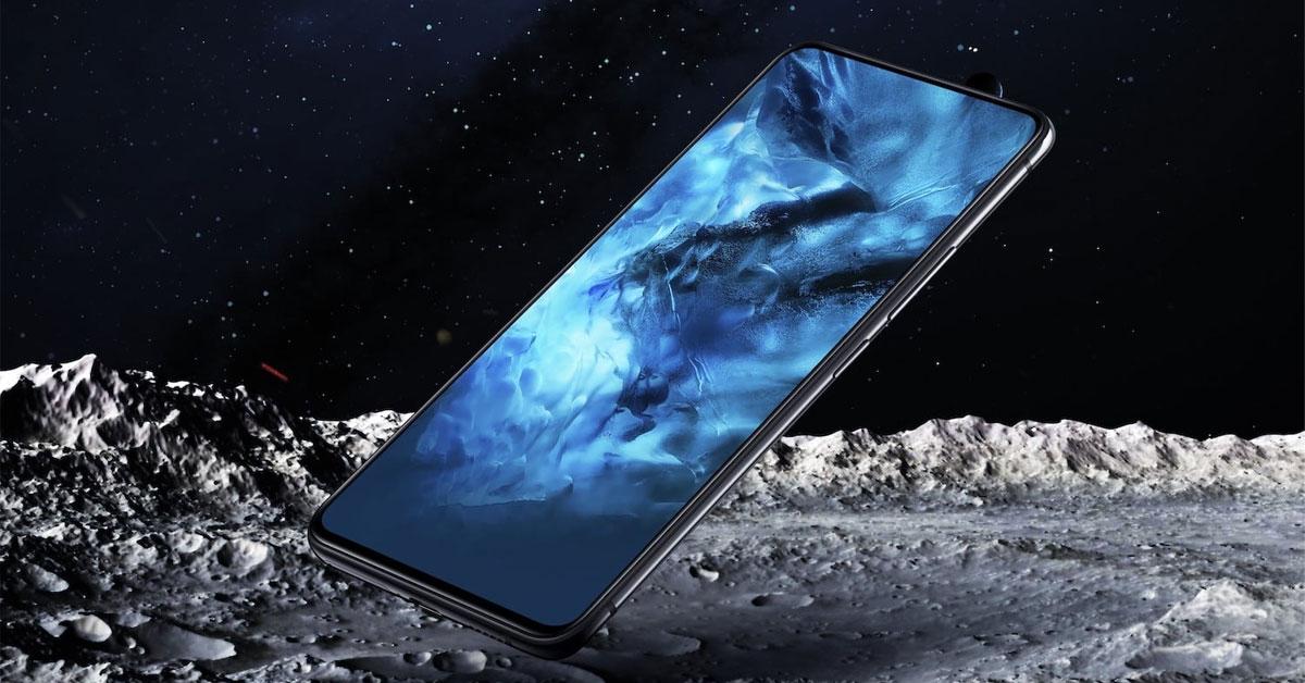 Vivo presenteert Vivo NEX: een toestel met een vingerafdrukscanner onder het scherm