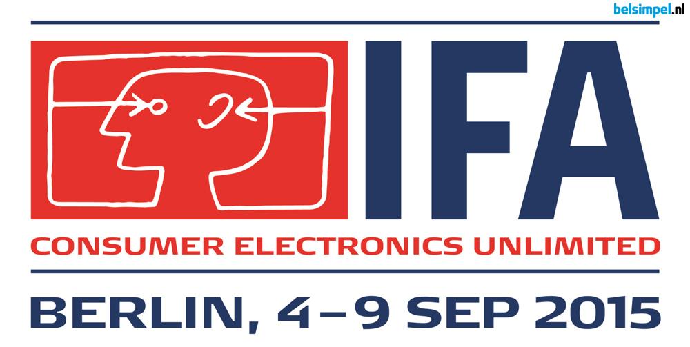 Vooruitblik IFA 2015