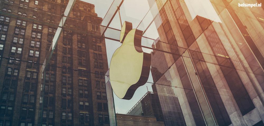 Werkt Apple aan een bril voor augmented reality?