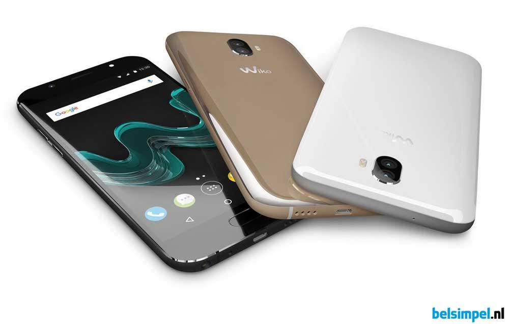 Vijf Wiko-telefoons gepresenteerd op het MWC!