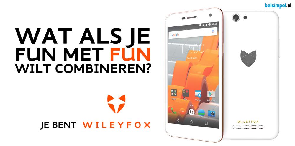 Wileyfox Spark + en Spark X binnenkort verkrijgbaar bij Belsimpel.nl!