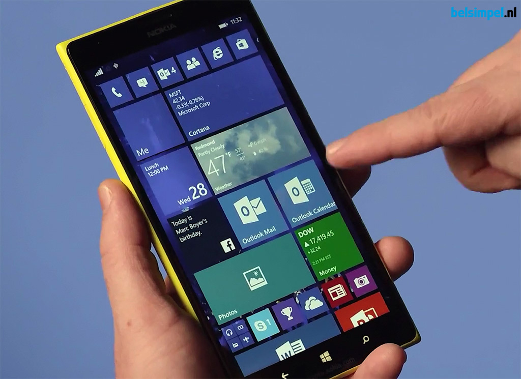 Wat is er nieuw in Windows 10 Mobile?