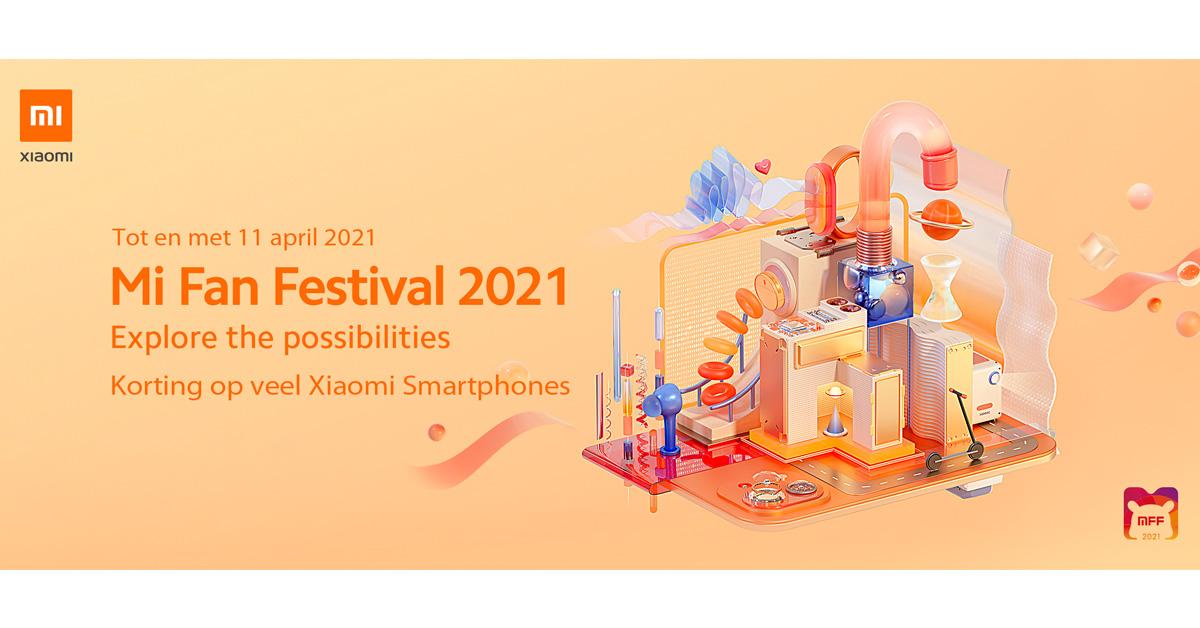 Mi Fan Festival bij Belsimpel!