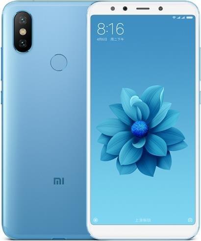 Xiaomi Mi A2, Mi A2, Xiaomi Mi A2 leak, Xiaomi Mi A2 light blue