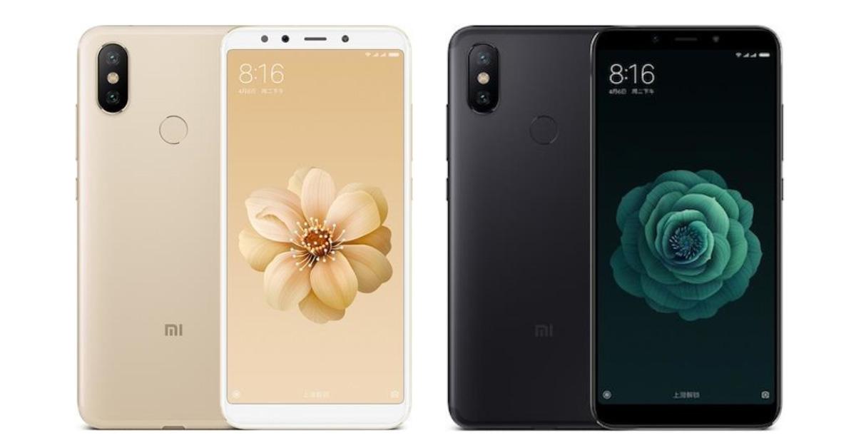 Xiaomi Mi A2 verschijnt op het internet