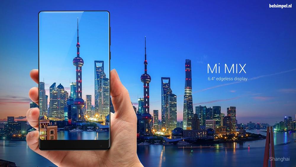Xiaomi presenteert twee nieuwe high-end smartphones