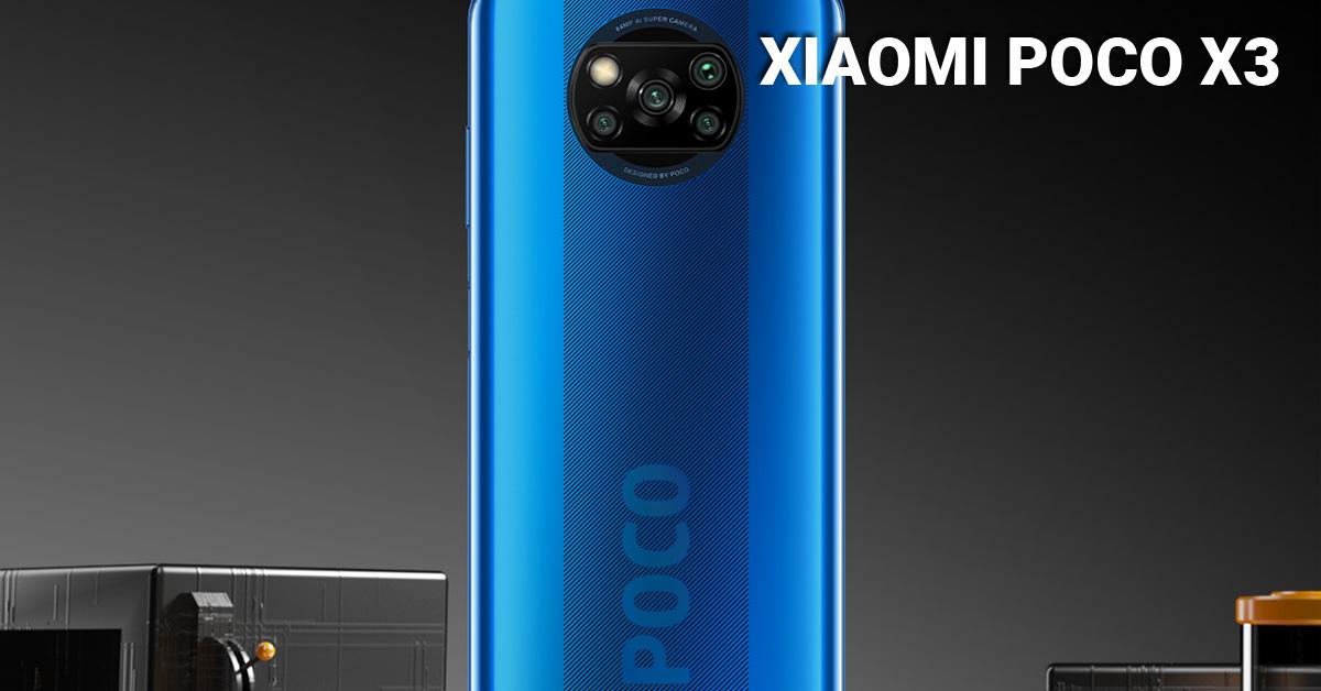 Xiaomi kondigt interessant budgettoestel aan: Poco X3