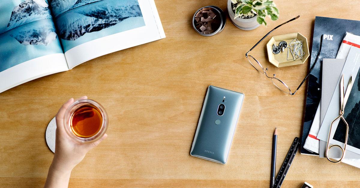 Zojuist gepresenteerd: Sony Xperia XZ2 Premium, dubbele camera & 4K-scherm!