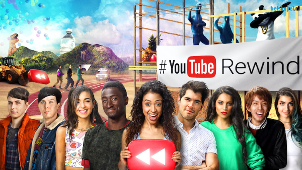 Terugkijken op 2016 met Google en YouTube