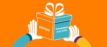 Simyo, Simyo Compleet, KPN, internet van KPN, voordeel