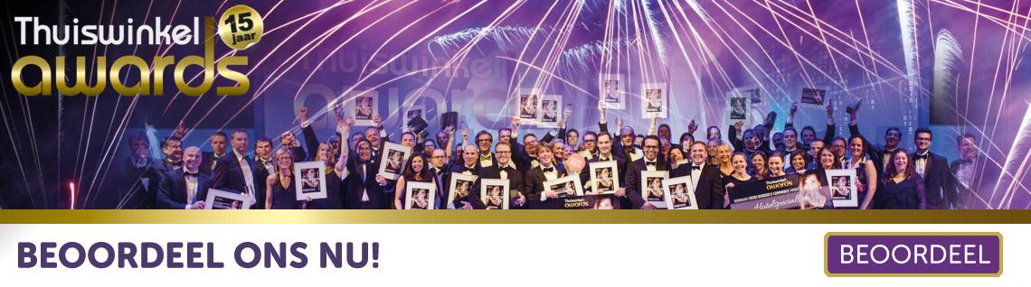 Nominatie Belsimpel.nl voor Beste Webwinkel van Nederland!