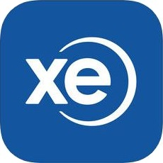 XE Currency App Logo
