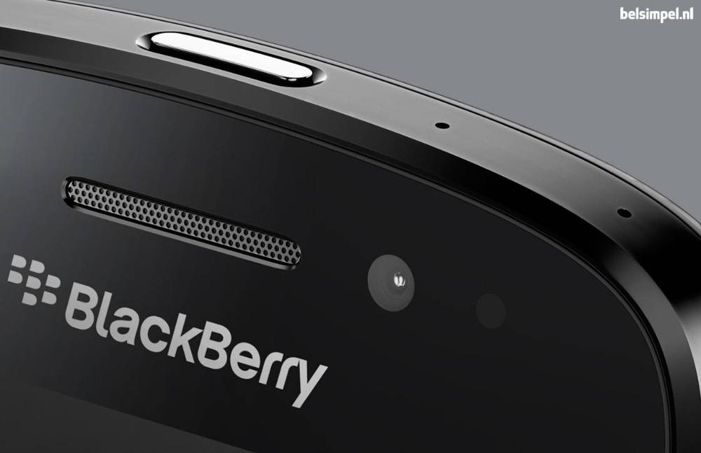 De állerlaatste smartphone van BlackBerry, met fysiek toetsenbord!