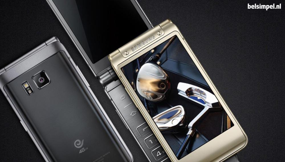 Samsung W2017: Nostalgische flip-phone herontdekt!