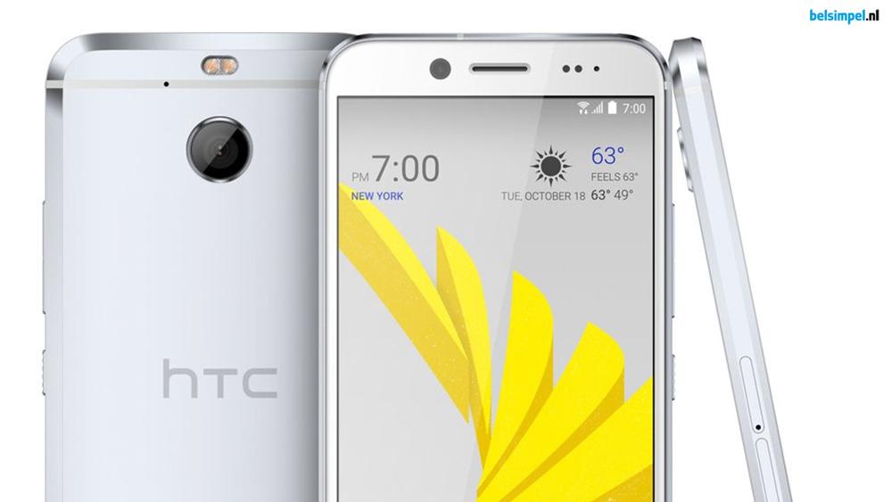 'Nieuwe HTC Bolt verschijnt zonder 3.5mm jack voor koptelefoon'