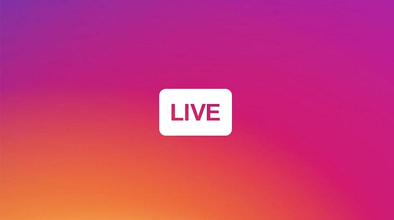 Instagram test nieuwe live-functie