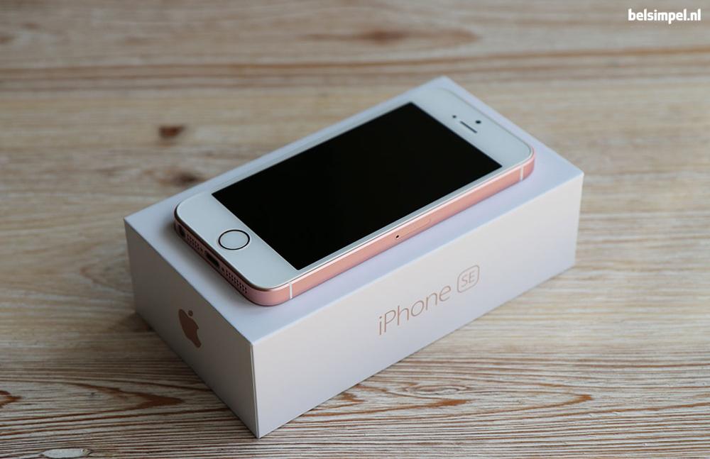 iPhone SE krijgt in 2017 mogelijk geen upgrade