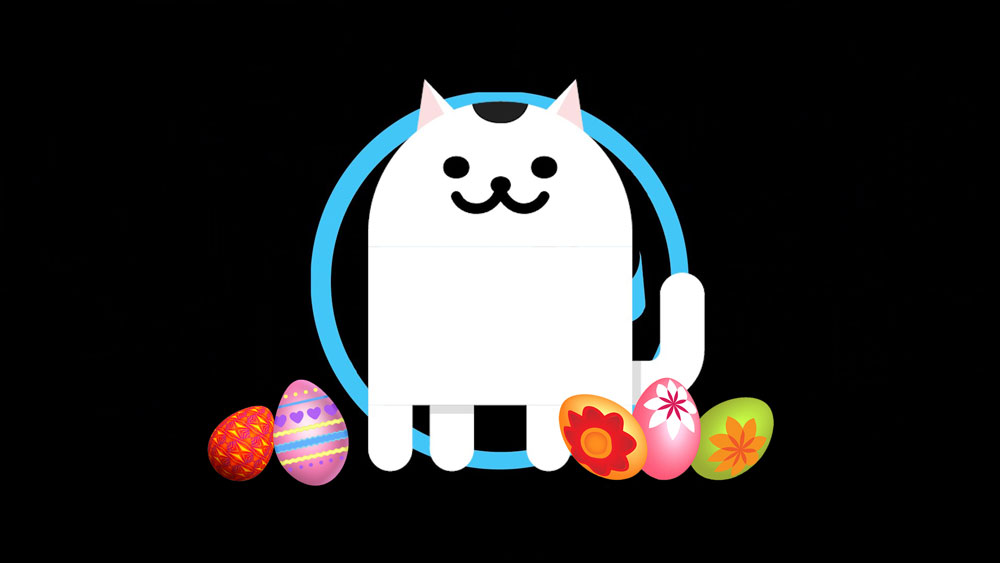 De leukste easter eggs!