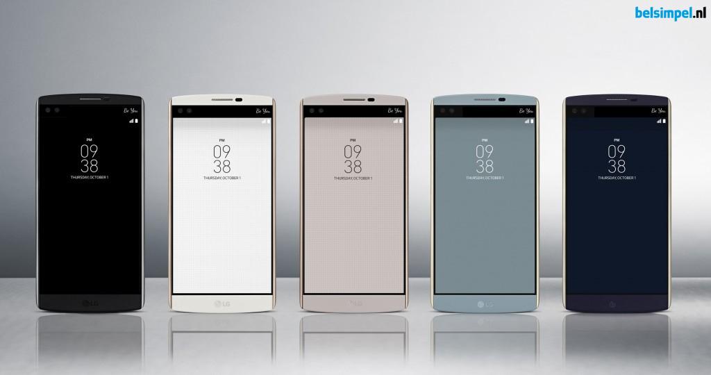 LG V10 toch naar Europa