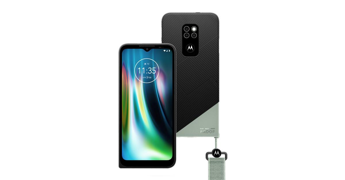 De vernieuwde Motorola Defy nu bij Belsimpel