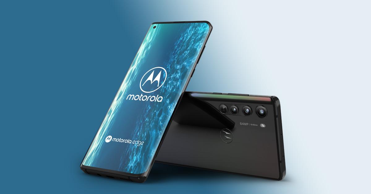 Motorola Edge aangekondigd door Motorola