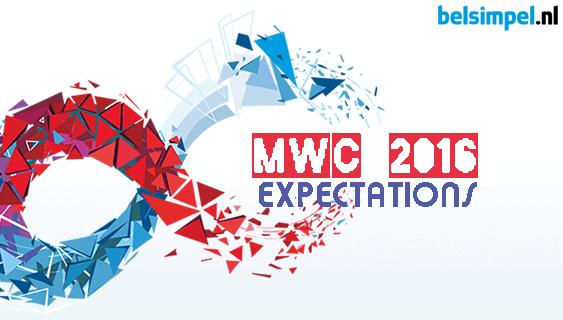 Bijna tijd voor het Mobile World Congress!