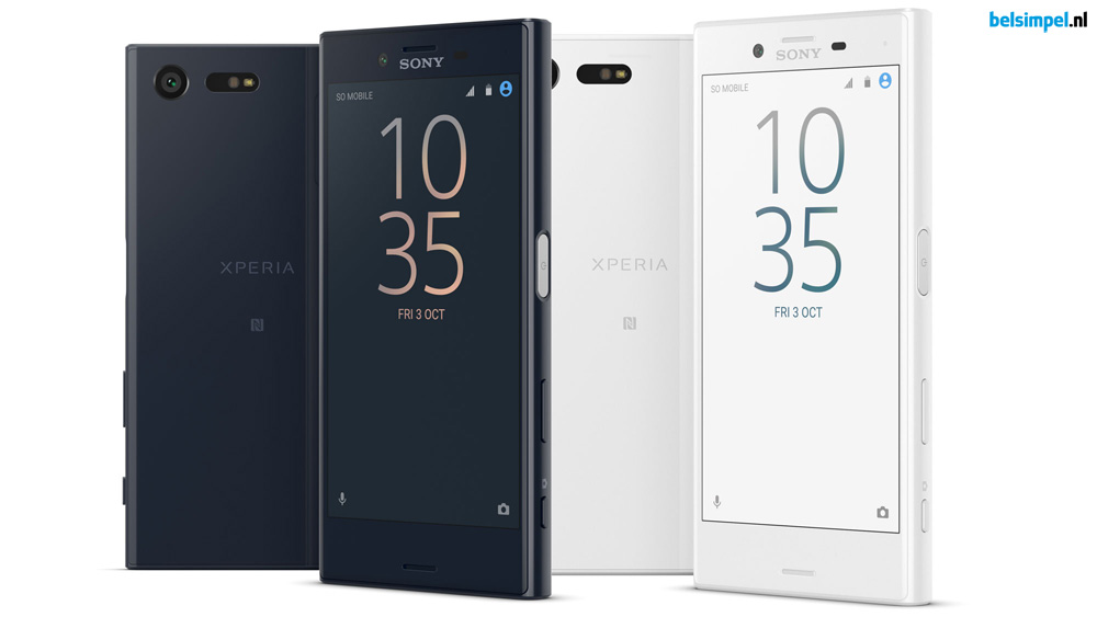 Ontvang €100,- retour op je Sony Xperia X Compact!