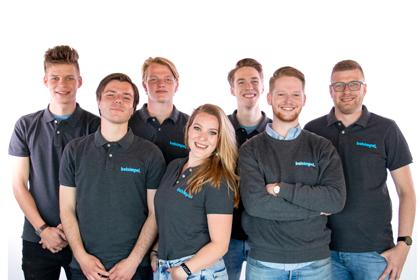 Belsimpel team Groningen