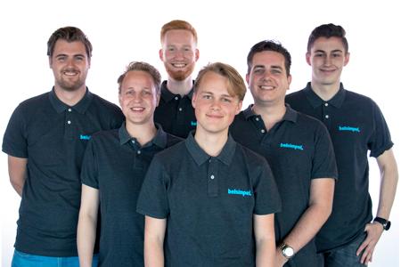Belsimpel team Tilburg