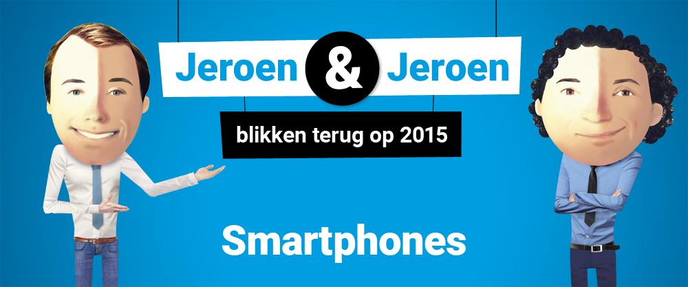 Belsimpel.nl kijkt terug op 2015: Smartphones