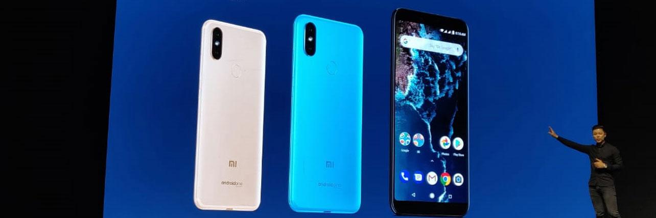 Xiaomi Mi A2, Xiaomi Mi A2 Lite, Xiaomi presentatie, Xiaomi Event