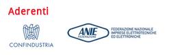 Aderenti: Confindustria e Anie