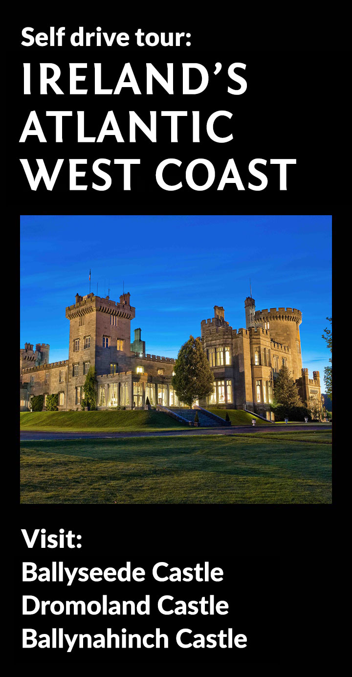Ireland's Atlantic West Coast Tour