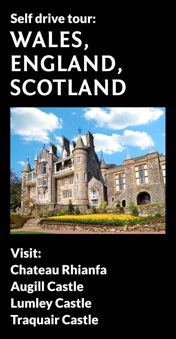 Wales, England, Scotland Tour