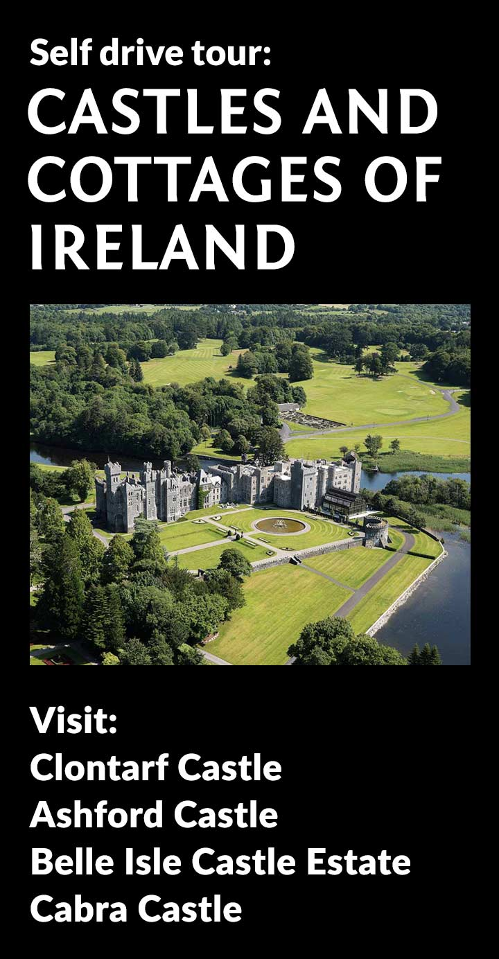 Castles and Cottages of Ireland Tour
