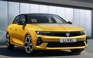 Vauxhall reveals All-New Astra