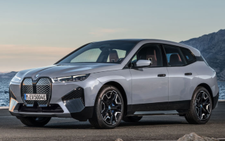 BMW announce prices & specs for upcoming EVs - BMW iX and i4
