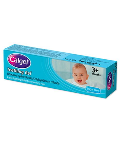 CALGEL ®  Teething Gel