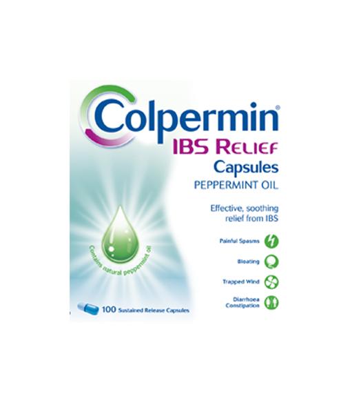 COLPERMIN® IBS Relief Capsules - 20 Capsules