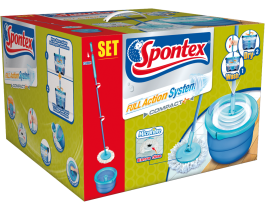 Coupon Sconto di SPONTEX FULL ACTION SYSTEM SET LAVAPAVIMENTI