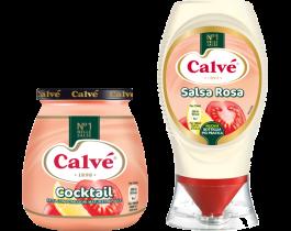 Calvé Salsa Rosa