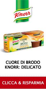 CUORE DI BRODO DELICATO KNORR