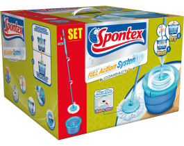 SPONTEX FULL ACTION SYSTEM SET LAVAPAVIMENTI
