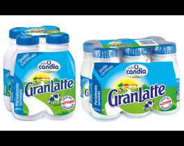 CANDIA GRANLATTE PARZIALMENTE SCREMATO 4x50cl O 6x25cl